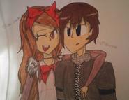 Misaki Jetsune and Makopoid