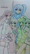 Image Cursed sound Vocaloid byFallens