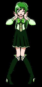 Cure Emerald