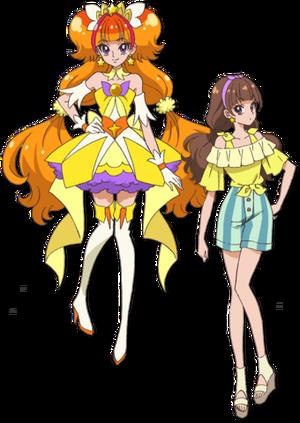 CureTwinkle & Kirara