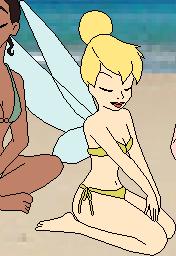 File:Tinkerbell in a bikini.png