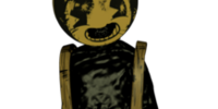 Life Sized Animated Sammy Lawrence