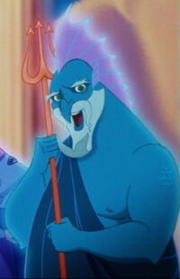 Poseidon Disney