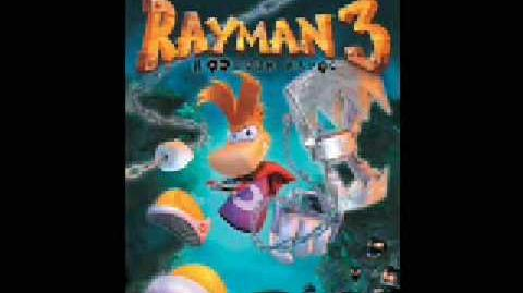Rayman 3- the summit beyond the clouds