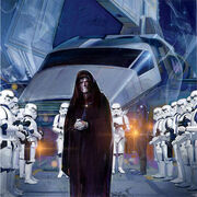 Emperor Palpatine, ruler of the Universe