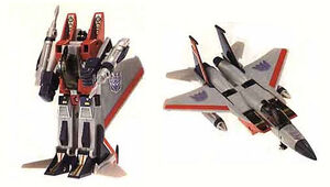G1Starscream toy