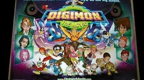 Digimon The Movie - Here We Go - Jason Gochin
