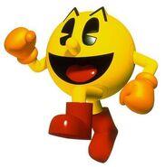 Pac-Man Jump