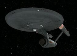 USS Enterprise (NCC-1701), 2245-2285.