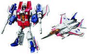 Universe2008 deluxe G1Starscream