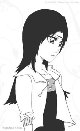 Karin Kurosaki by yurike11