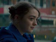 Maisie Williams as Melanie
