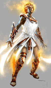 Hermes God of War III