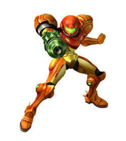 Samus*Smash Wars*