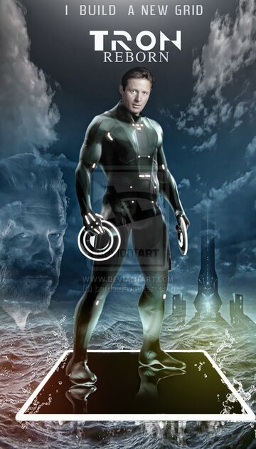 Tron Reborn poster