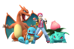 Pokemon Trainer 2
