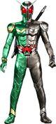Kamen Rider W Cyclone Metal