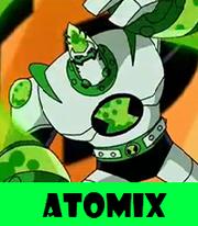 Linking Image Atomix