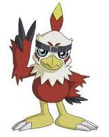 Hawkmon