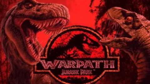 Warpath - Jurassic Park Soundtrack 01 Acrocanthosaurus