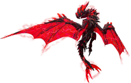 Charged Amaranth Astalos render by Chaoarren