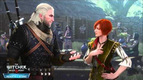 The Witcher 3 Hearts of Stone OST Dead Man's Party Music - Party Theme