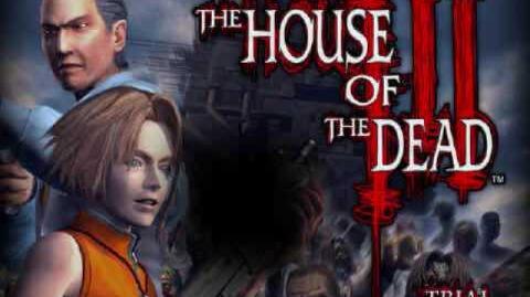 The House of the Dead III OST - Boss Fool & Sun