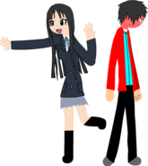 Vince and Mio