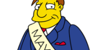 Former Mayor Quimby