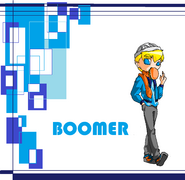 Boomer by itsjanabanana