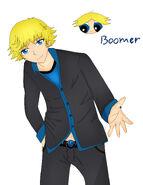 Boomer or miyashiro gotobatsu by danitha dn-d7313g2