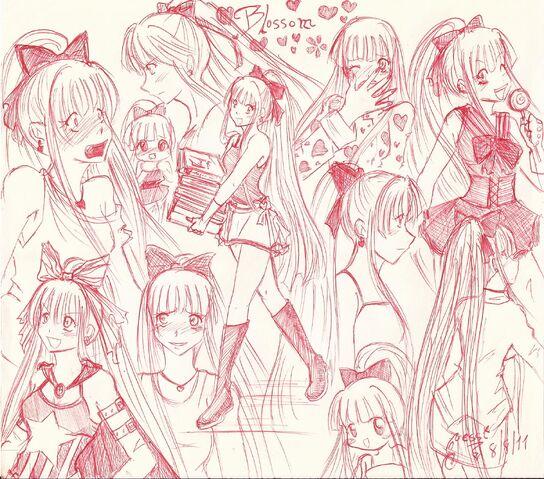 File:Blossom sketch by sweetxdeidara-d45togd.jpg