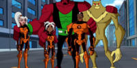 Ben 10 Meets The Secret Saturdays/Gallery