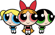 Powerpuff girls hd wallpapers