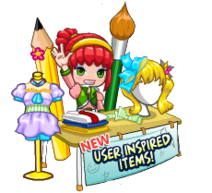 User-Inspired Items