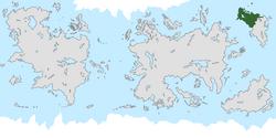 Location of Lanovina on the world map.