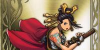 Nina the Samurai