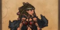 Ada The Tribal Warrior