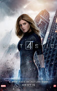 Invisible Woman 2015 poster