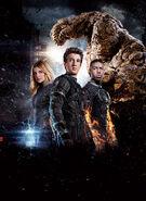 Fantastic Four new