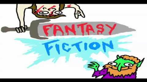 Fantasy Fiction Podcast Episode 1