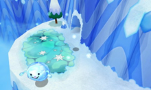 Cave of Ice Entrance
