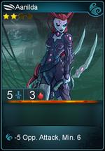Aanilda card level 2
