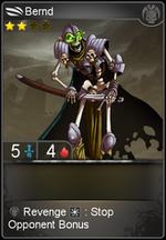 Bernd card level 2