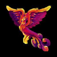 Cosmic Phoenix Adult