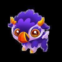 Puffalo Baby