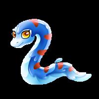Aquaconda Juvenile