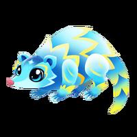 Snowpossum Juvenile
