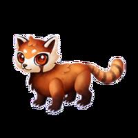 Red Panda Juvenile