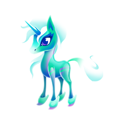 File:Crystal Unicorn Juvenile.png